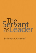 The Servant as Leader book cover