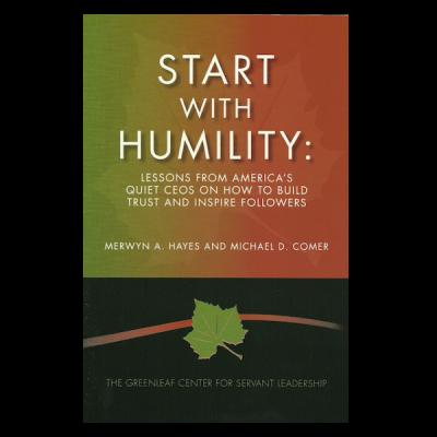 Humility essay